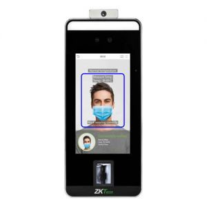 zkteco speedface v5l facial recognition terminal