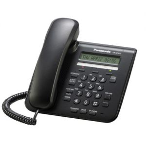 KX-NT511ABXB ip phone with 1 line lcd