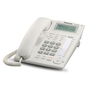 panasonic KX-T7716X-B slt with cid speakerphone and mw