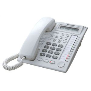 panasonic KX-T7730-B phone with speaker
