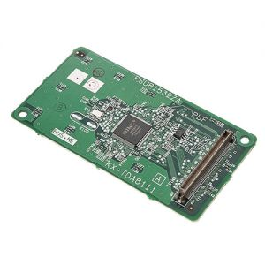 panasonic KX-TDA6111XJ additional card for connecting exp shelf 2 and 3