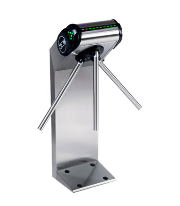 turnstile compact tripod TTR-09A from perco